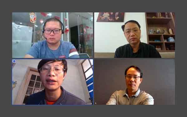 CCALL Meet, họp trực tuyến